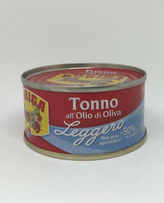 tonno olio doliva leggero 1