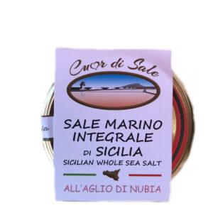 Sale marino integrale di Sicilia - Vari Gusti prodotti tipici trapanesi e siciliani da Diego iltipico.net