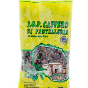 Capperi di Pantelleria IGP prodotti tipici trapanesi e siciliani da Diego iltipico.net