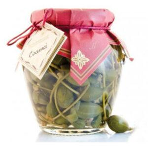 Cucunci (Frutto del Cappero) 270gr prodotti tipici trapanesi e siciliani da Diego iltipico.net